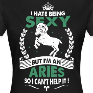 Sexy Aries T-Shirts - Women's T-Shirt