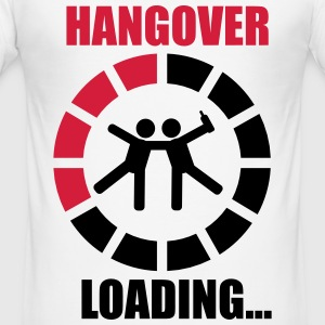 Hangover loading - Men's Slim Fit T-Shirt