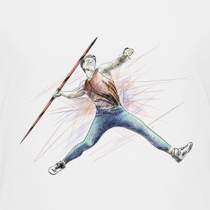 javelin throw Shirts - Teenage Premium T-Shirt