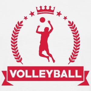 Volleyball - Volley Ball - Sport - Sportsman Camisetas - Camiseta hombre