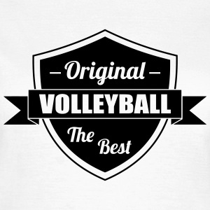 Volleyball - Volley Ball - Sport - Sportsman Camisetas - Camiseta mujer