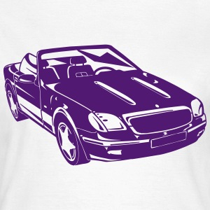 SLK Roadster Cabrio T-Shirts - Frauen T-Shirt