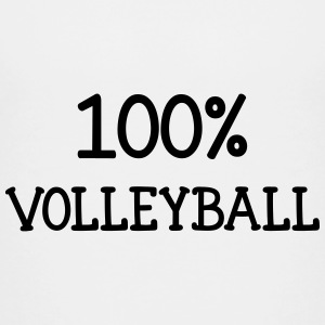 Volleyball - Volley Ball - Sport - Sportsman Camisetas - Camiseta premium adolescente