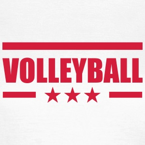 Volleyball - Volley Ball - Sport - Sportsman Tee shirts - T-shirt Femme