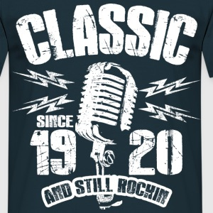 1920 And Still Rockin T-Shirts - Männer T-Shirt
