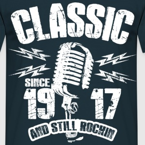 1917 And Still Rockin T-Shirts - Männer T-Shirt