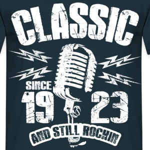 1923 And Still Rockin T-Shirts - Männer T-Shirt