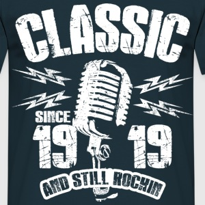 1919 And Still Rockin T-Shirts - Männer T-Shirt