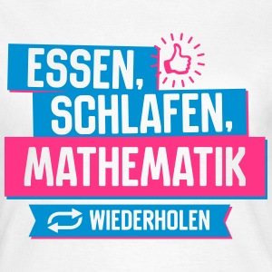 Hobby Mathematik T-Shirts - Frauen T-Shirt