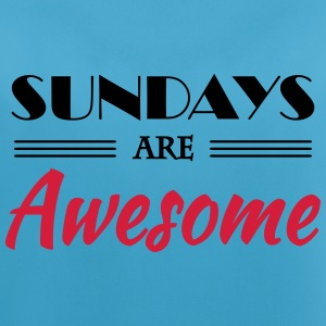 Sundays are awesome Abbigliamento sportivo - Top da donna traspirante