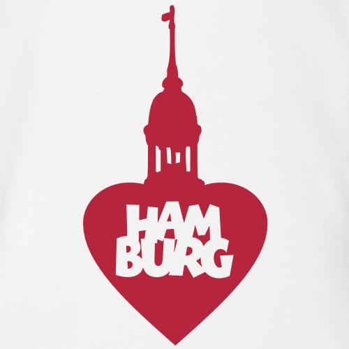 I love Hamburg Herz mit Michel
