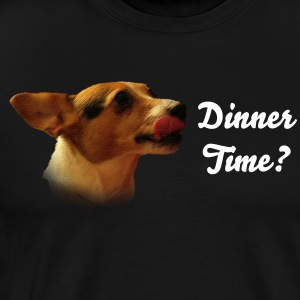Peace | The Jack Russell T-Shirts - Men's Premium T-Shirt
