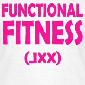 Functional Fitness Pink - Women's T-Shirt