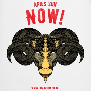 Aries Sun Cooking Apron - Cooking Apron