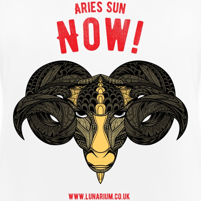 Aries Sun Sign on Women's Breathable Tank Top