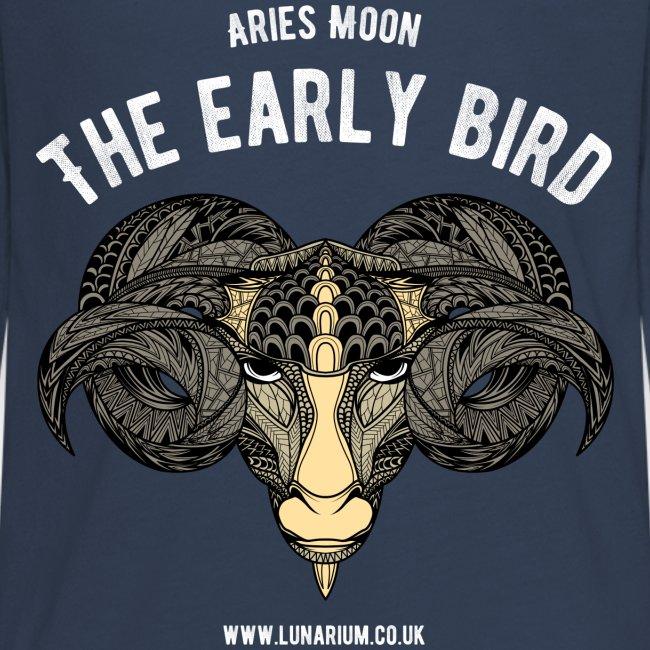 Aries Moon Teenagers' Premium Longsleeve Shirt