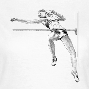 high jump T-shirts - Vrouwen T-shirt