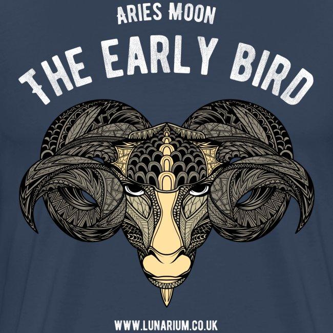 Aries Moon Premium T-Shirt