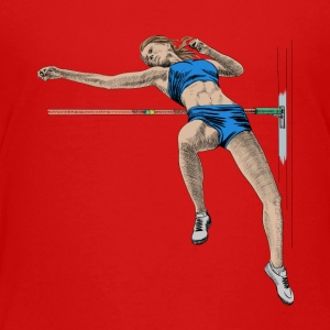 high jump Shirts - Teenage Premium T-Shirt