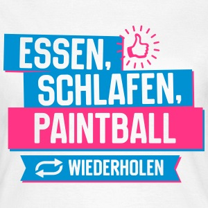 Hobby Paintball T-Shirts - Frauen T-Shirt