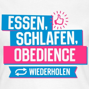 Hobby Obedience T-Shirts - Frauen T-Shirt