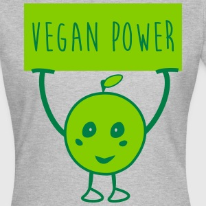 Vegan Power  - Women's T-Shirt