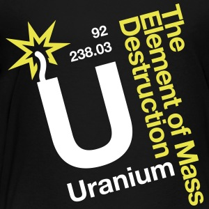 OBE Uranium Shirts - Teenage Premium T-Shirt
