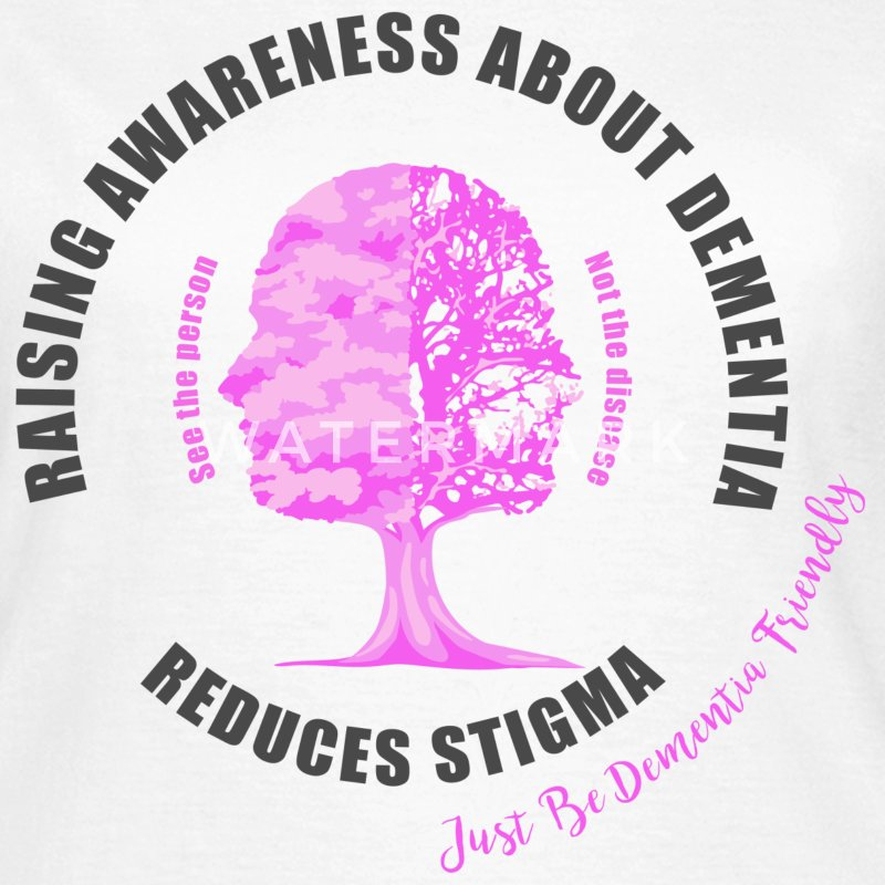 Be Dementia Aware. - Women's T-Shirt