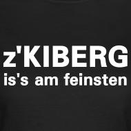 Motiv ~ z'Kiberg Girlieshirt