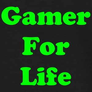 DHG Gamer For Life - T-shirt Homme