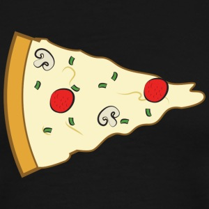 Pizza Couple (Part 2) T-shirts - Mannen Premium T-shirt