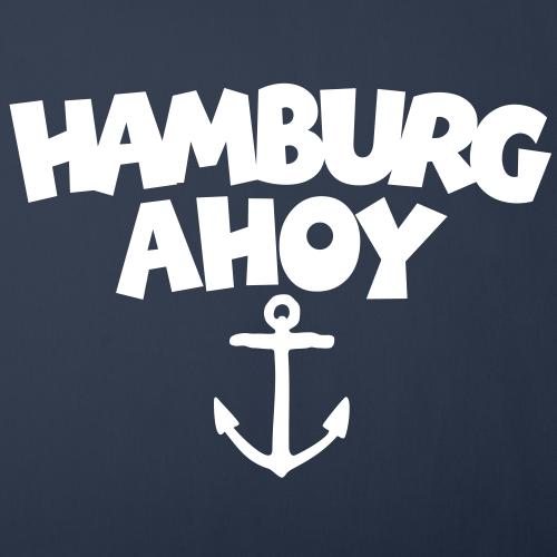 Hamburg Ahoy Anker