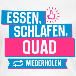 Hobby Quad T-Shirts - Frauen T-Shirt