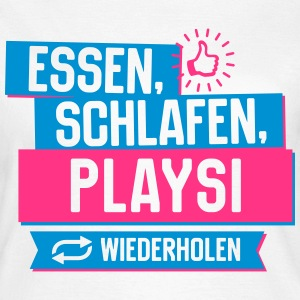 Hobby Playsi T-Shirts - Frauen T-Shirt