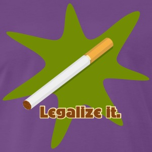 Legalize it! - Männer Premium T-Shirt