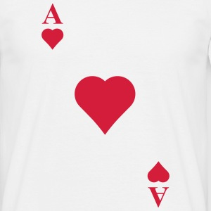 As coeur - T-shirt Homme