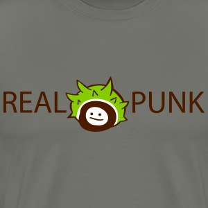 Real Punk T-skjorter - Premium T-skjorte for menn