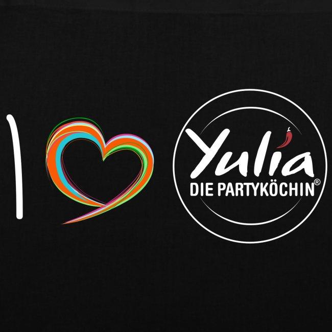 I Love Yulia Bag