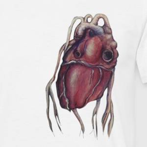 Human Heart Illustration T-Shirts - Männer T-Shirt