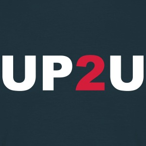 UP2U - Männer T-Shirt