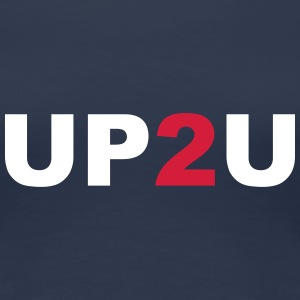 UP2U - Frauen Premium T-Shirt