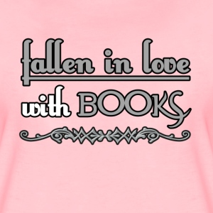 Fallen in Love with Books - Women's Premium T-Shirt
