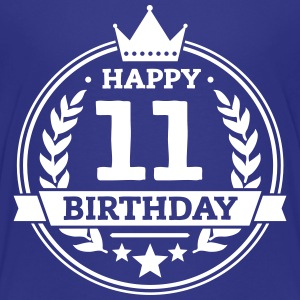 Happy 11. Birthday T-Shirts - Teenager Premium T-Shirt