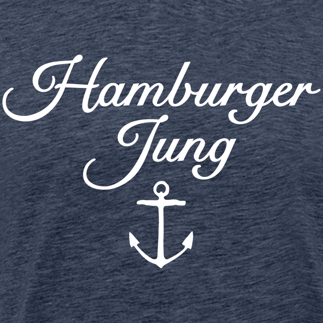 Hamburger Jung Anker Classic S-5XL T-Shirt