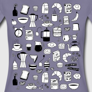 Breakfast - Women's Premium T-Shirt