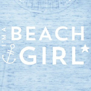 Beach Girl Tops - Frauen Tank Top von Bella