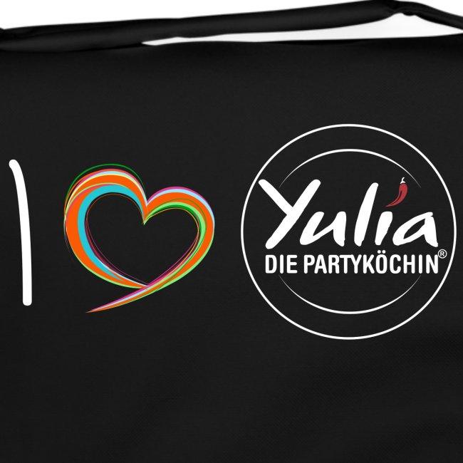 I Love Yulia Tasche