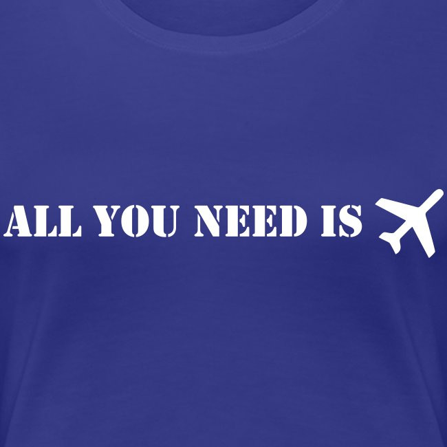All you need is to fly