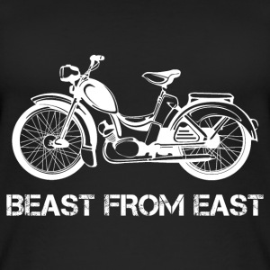 Beast From East SR2 Tops - Frauen Bio Tank Top