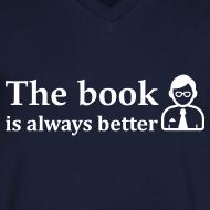 Ontwerp ~ Het boek is beter!